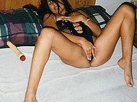Privat nackt und beim Sperma blasen fotografiert