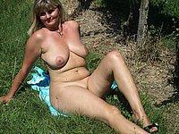 Big girl naked