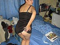 Heisse Fotos von der Freundin - Geil Nackt und beim Blasen