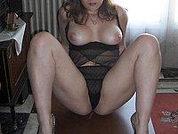 Heisse Fotos einer sexy Amateurin