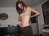 Kleines Luder (18) privat beim Sex mit ihrem Freund