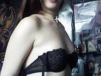 Geiles M�dchen in Unterw�sche und privat nackt
