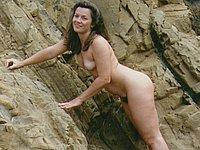 Heisse Urlaubsbilder mit viel nackter Haut - Nackt im Freien