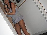 Geiles Luder vom Freund nackt fotografiert